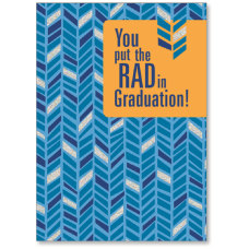 Viabella Graduation Greeting Card Rad 5