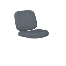 OFM Guest Reception Chair GrayBlack