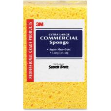 Scotch Brite Extra Large Commercial Sponge