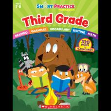 Scholastic Smart Practice Workbook With 48