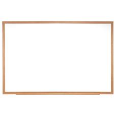 Ghent Melamine Dry Erase Whiteboard 24