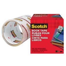 Scotch Book Tape 15 yd Length