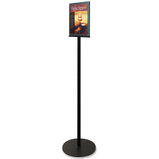 Deflect O Double Sided Sign Stand