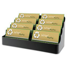 Deflect O 8 Compartment Business Card