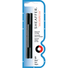 Sheaffer Pen Refills Ink Cartridges Black
