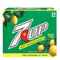 7UP 12 Oz Case Of 24