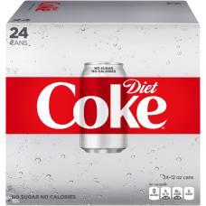 Diet Coke 12 Oz Case Of
