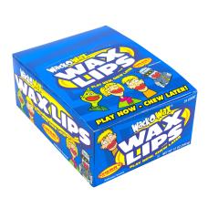 Wack O Wax Gummy Candies Lips