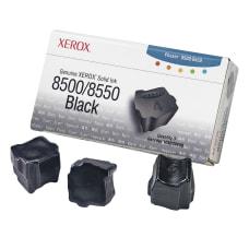 Xerox 108R00668 Black Solid Ink Sticks