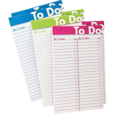 Ampad To Do List Notepad 50