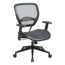 Office Star Air Grid Deluxe Task