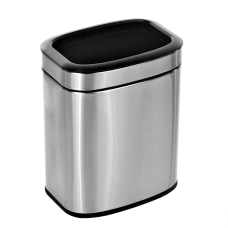 Alpine Stainless Steel Trash Can 26