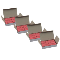 Charles Leonard Natural Rubber Wedge Erasers