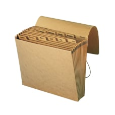 Smead Recycled Kraft Expanding File With