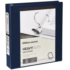 Office Depot Heavy Duty View 3