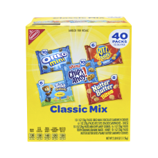 Nabisco Cookie And Cracker Variety Pack