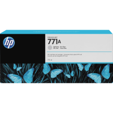 HP 771A Light Gray Ink Cartridge