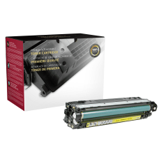 Clover Imaging Group CTG5220Y Remanufactured Yellow