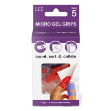 Tippi Fingertip Grips Assorted 5 Pack