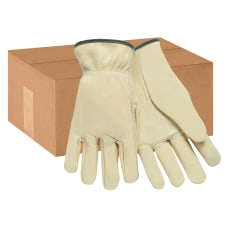 Memphis Glove Cowhide Leather Drivers Gloves