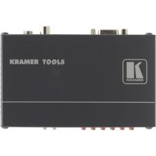 Kramer Video Scaler Functions Video Scaling
