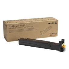 Xerox 106R01319 High Yield Yellow Toner
