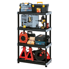 Rimax Heavy Duty Storage Shelves 4