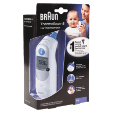 Braun Honeywell ThermoScan 5 Ear Thermometer