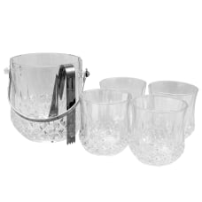 Gibson Home Jewelite 6 Piece Glass