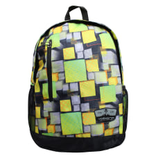 Volkano Two Squared Backpack Green