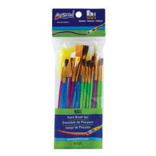 ArtSkills Assorted Craft Paint Brush Set