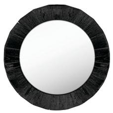 PTM Images Framed Mirror Round 28