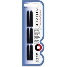 Sheaffer Skrip Ink Cartridges Medium Point