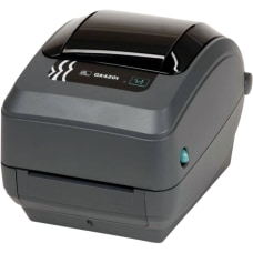 Zebra Direct ThermalThermal Transfer Monochrome Printer