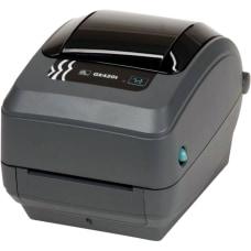 Zebra Monochrome Thermal Transfer Printer GK420T