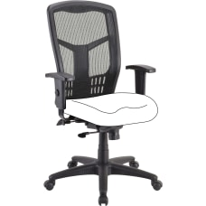 Lorell High Back Chair Frame Black