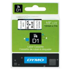 DYMO D1 45016 Black On Blue