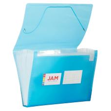 JAM Paper Letter Size Expanding File