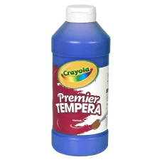 Crayola Premier Tempera Paint Blue