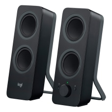 Logitech Z207 Bluetooth Computer Speakers Black