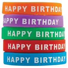 Teacher Created Resources Wristbands Happy Birthday