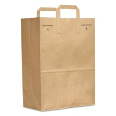 General Paper Grocery Bags 16 BBL