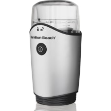 Hamilton Beach Coffee Grinder Removable Grinding