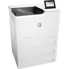 HP LaserJet M653x Laser Printer Color