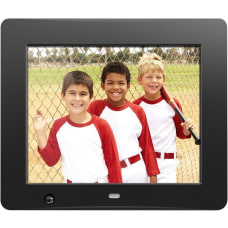 Aluratek 8 inch Digital Photo Frame