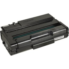 Ricoh 407245 Black Toner Cartridge