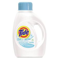Tide Free Gentle Liquid Laundry Detergent