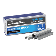 Swingline SF 3 Premium Staples 14