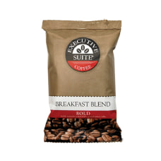 Executive Suite Breakfast Blend Bold Coffee