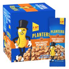 Planters Honey Roasted Peanuts 175 oz